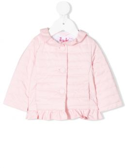 IL GUFO: nylon quilted jacket Color Pink