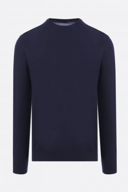 combed wool pullover