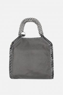 Falabella mini tote in Shaggy Deer