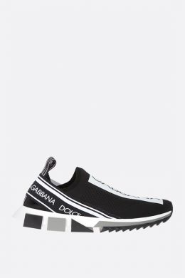 Sorrento stretch knit sneakers
