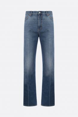 GUCCI: jeans regular-fit Colore Blu