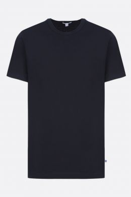 JAMES PERSE: regular-fit cotton t-shirt Color Blue