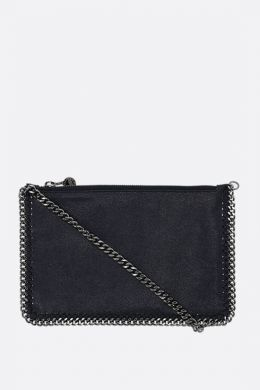 Falabella pouch in Shaggy Deer