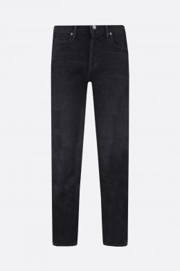 CITIZENS OF HUMANITY: jeasn straight-fit Charlotte Colore Nero