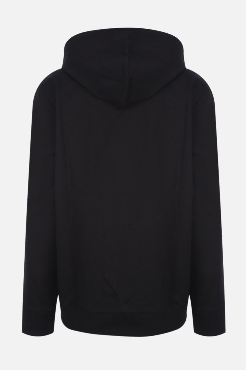 1017 ALYX 9SM: buckle-detailed jersey hoodie Color Black_2