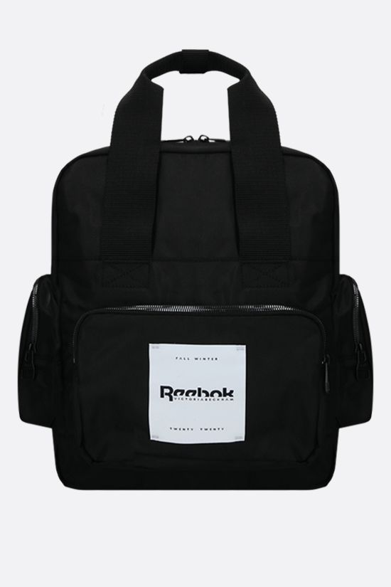 REEBOK X VICTORIA BECKHAM: Reebok Victoria Beckham recycled nylon backpack Color Black_1