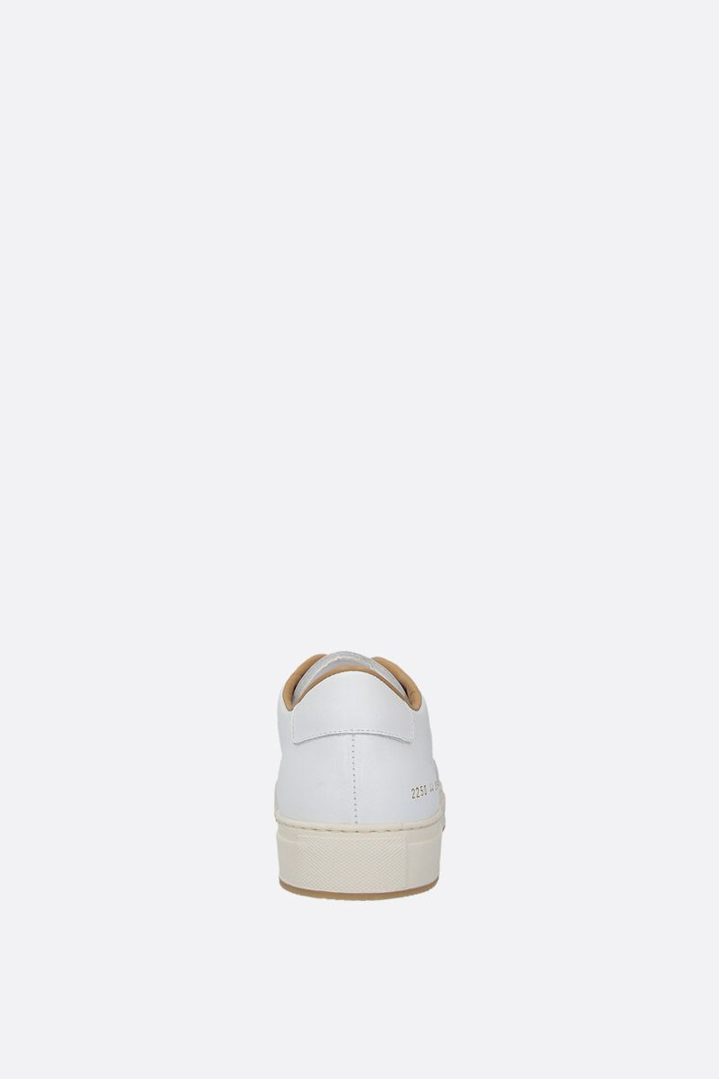 COMMON PROJECTS: sneaker Bball 88 in pelle liscia_4