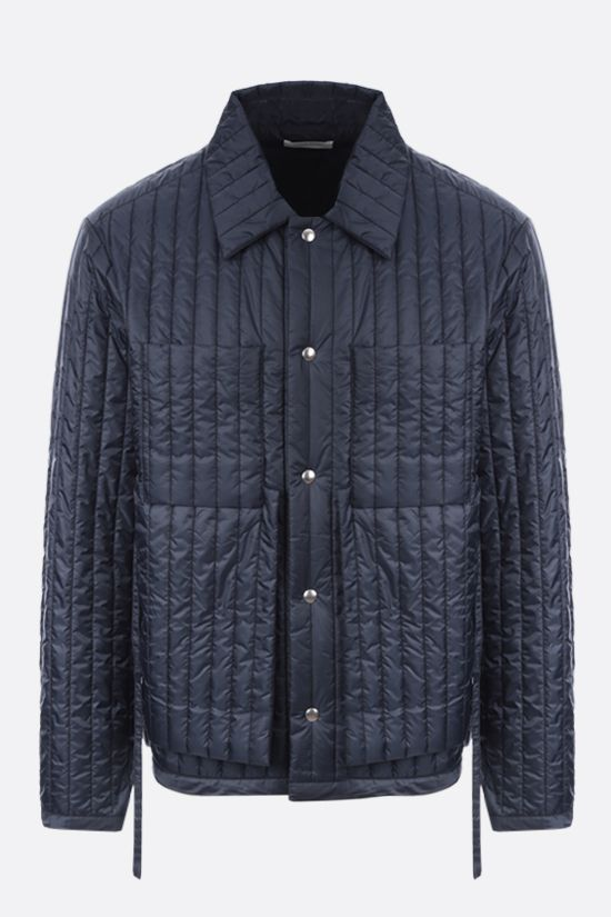 CRAIG GREEN: quilted nylon jacket Color Blue_1