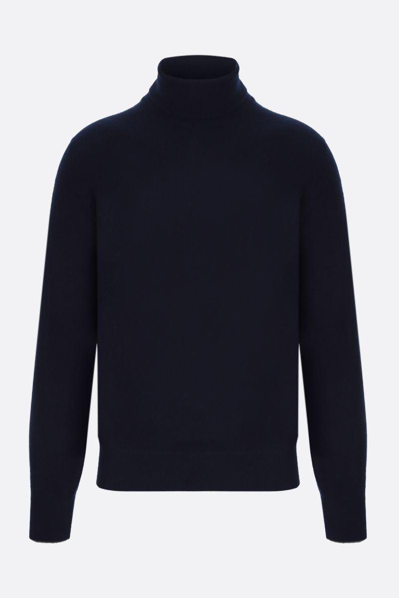 BRUNELLO CUCINELLI: pure cashmere turtleneck_1