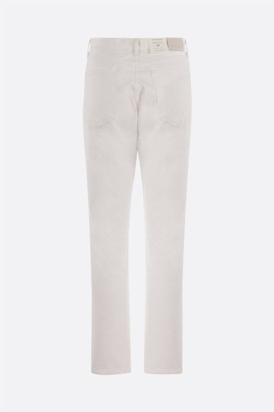 CITIZENS OF HUMANITY: Charlotte straight-fit jeans Color White_2
