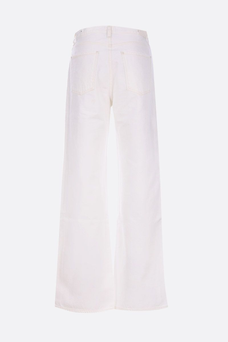 CITIZENS OF HUMANITY: Annina straight-leg jeans Color White_2