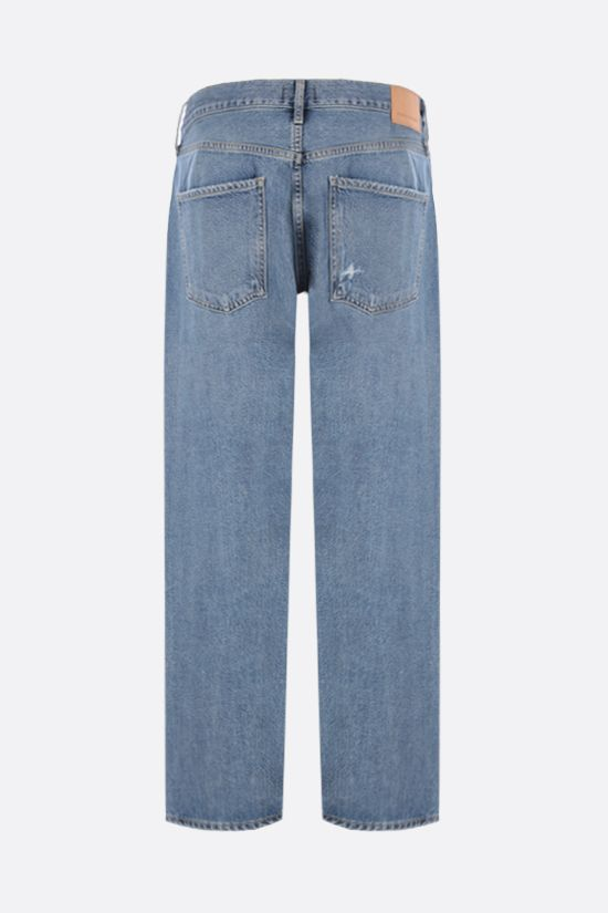 CITIZENS OF HUMANITY: Emery cropped jeans Color Blue_2