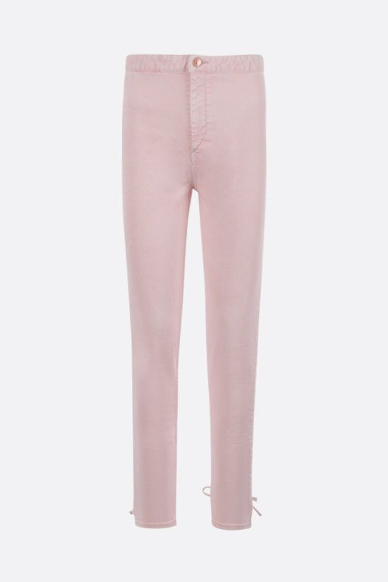 ISABEL MARANT: Nikino skinny jeans Color Pink_1
