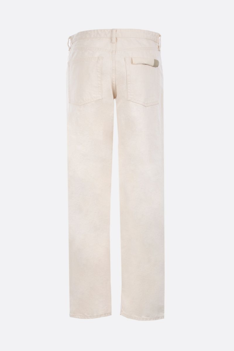 JIL SANDER: regular-fit jeans Color Neutral_2