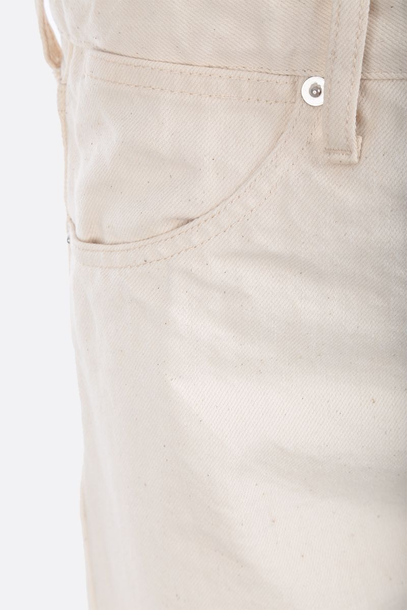 JIL SANDER: regular-fit jeans Color Neutral_4