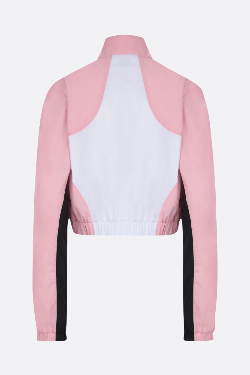 KIRIN: nylon track jacket Color Pink_2