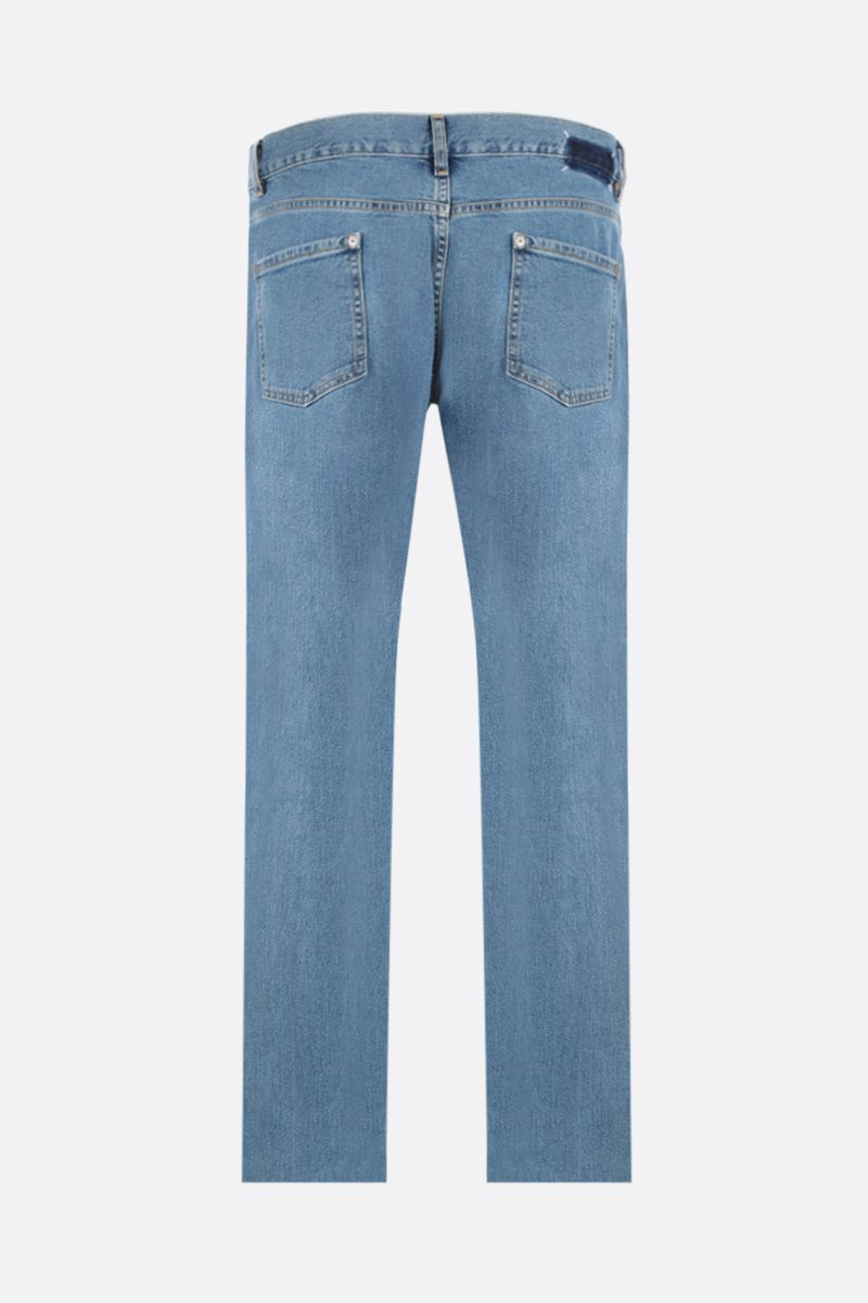 MAISON MARGIELA: regular-fit jeans_2
