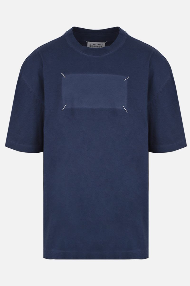 MAISON MARGIELA: Memory Of cotton oversized t-shirt_1