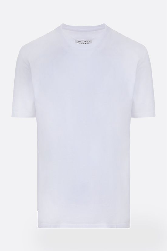 MAISON MARGIELA: cotton t-shirt Color White_1