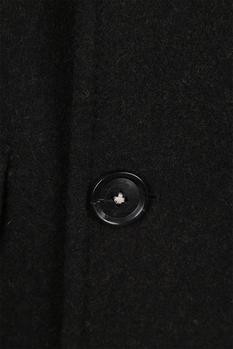 MASSIMO ALBA: wool double-breasted coat Color Brown_3