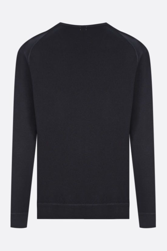 MASSIMO ALBA: cashmere pullover Color Black_2