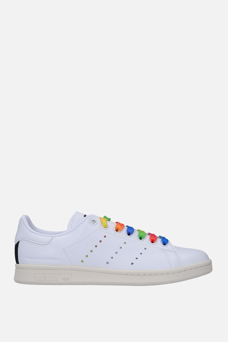 STELLA McCARTNEY: Stan Smith sneakers in Alter Nappa Color Multicolor_1