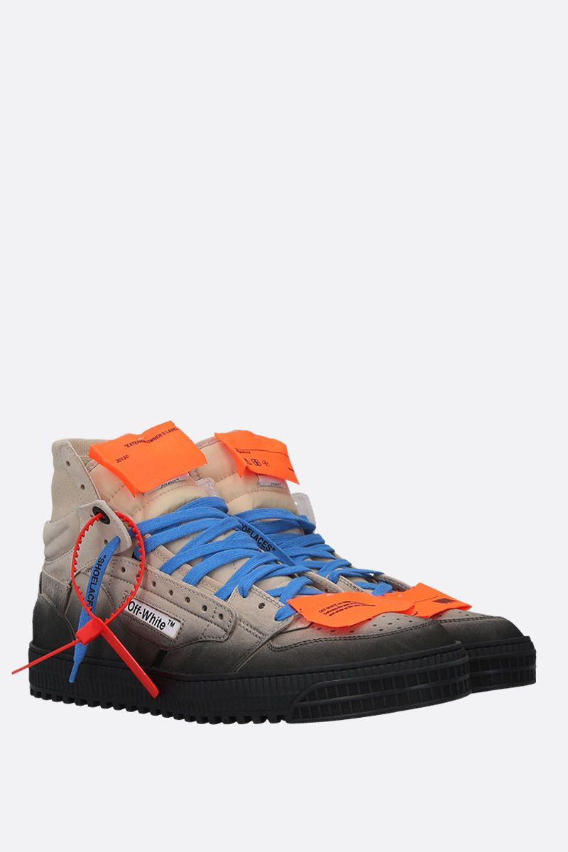 OFF WHITE: sneaker Off-Court 3.0 in nabuk Colore Neutro_2