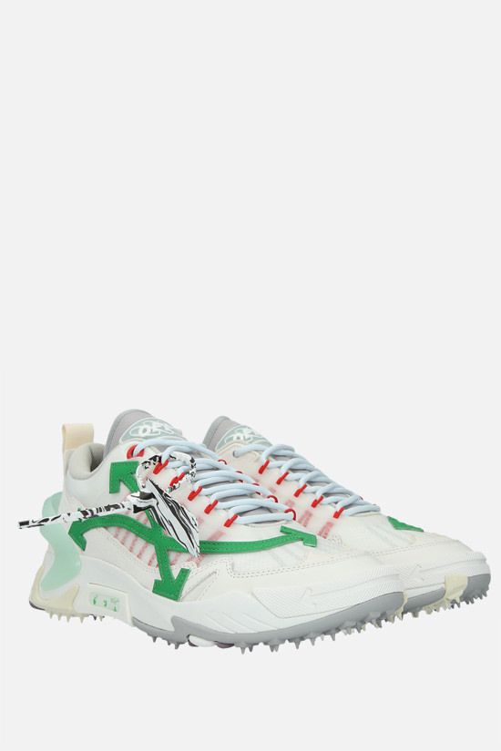 OFF WHITE: Odsy-1000 sneakers in a mix of materials Color Multicolor_2