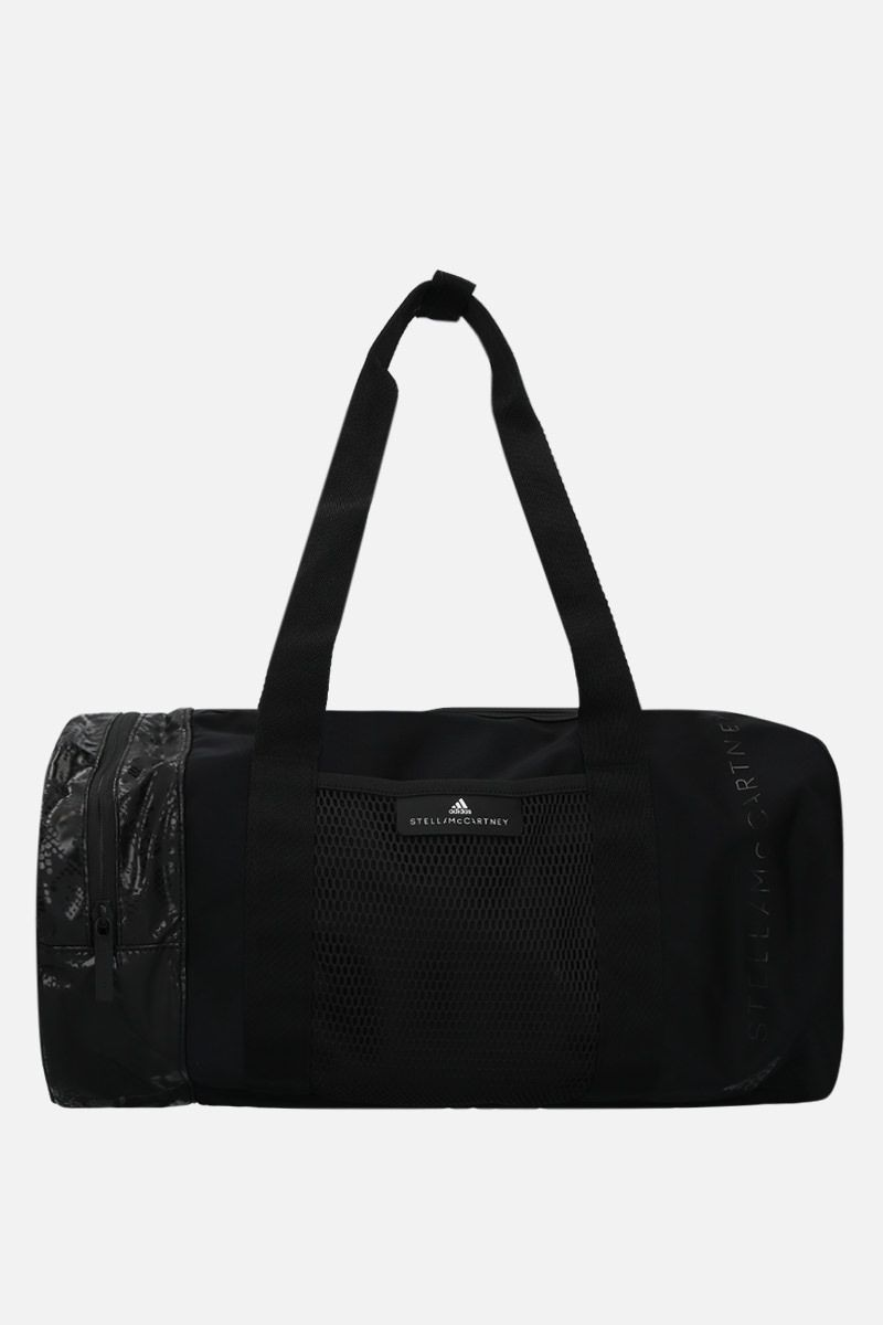 ADIDAS BY STELLA McCARTNEY: nylon gym handbag Color Black_1