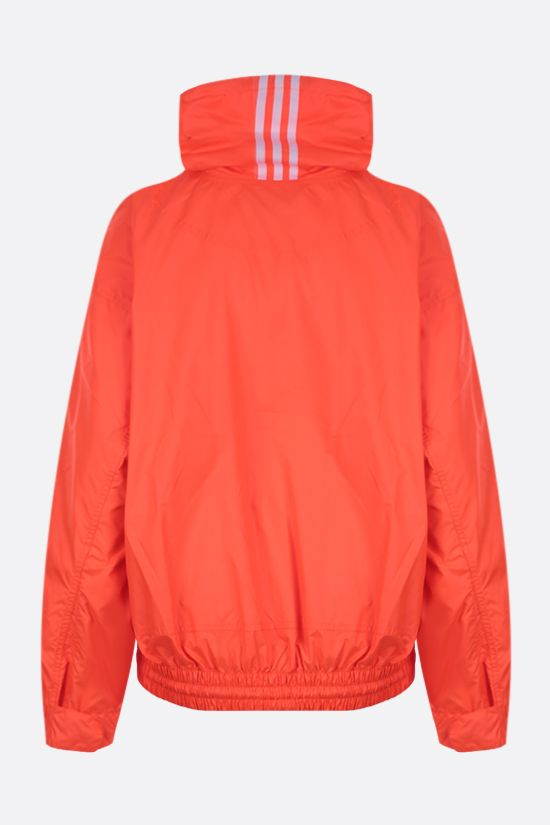STELLA McCARTNEY: Jayla technical fabric windbreaker Color Red_2