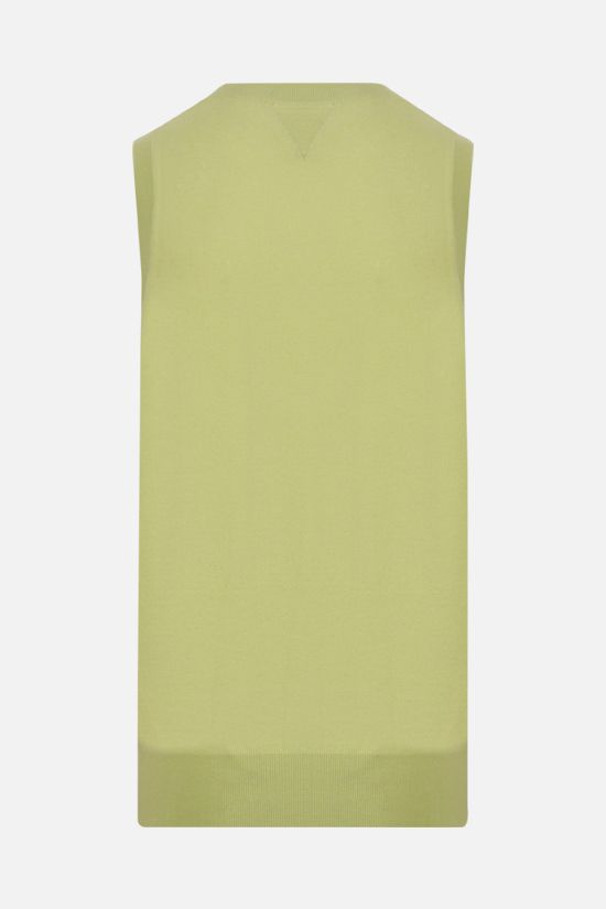 BOTTEGA VENETA: cashmere blend top Color Multicolor_2