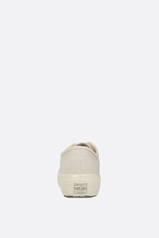 SUPERGA X ARTIFACT: sneaker Artifact by Superga in canvas Colore Neutral_3