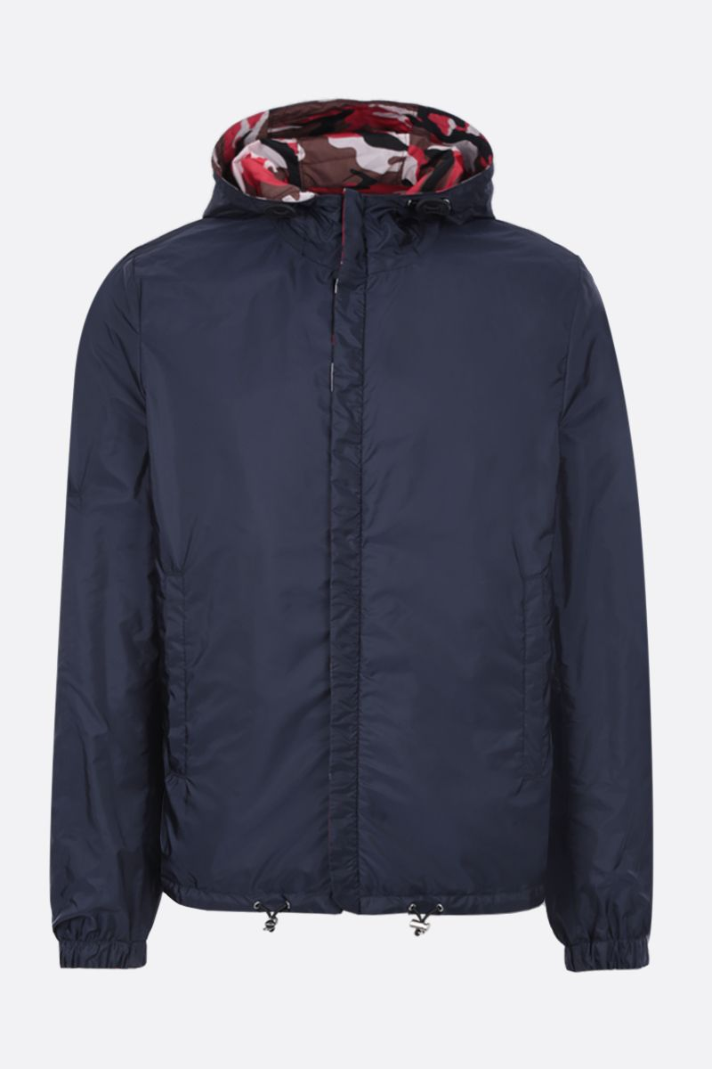PRADA: nylon reversible windbreaker_2
