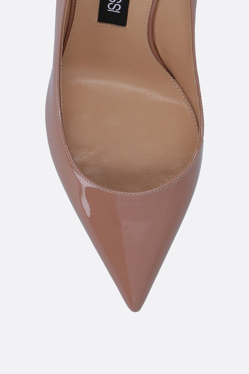 SERGIO ROSSI: Godiva pumps in patent leather_5