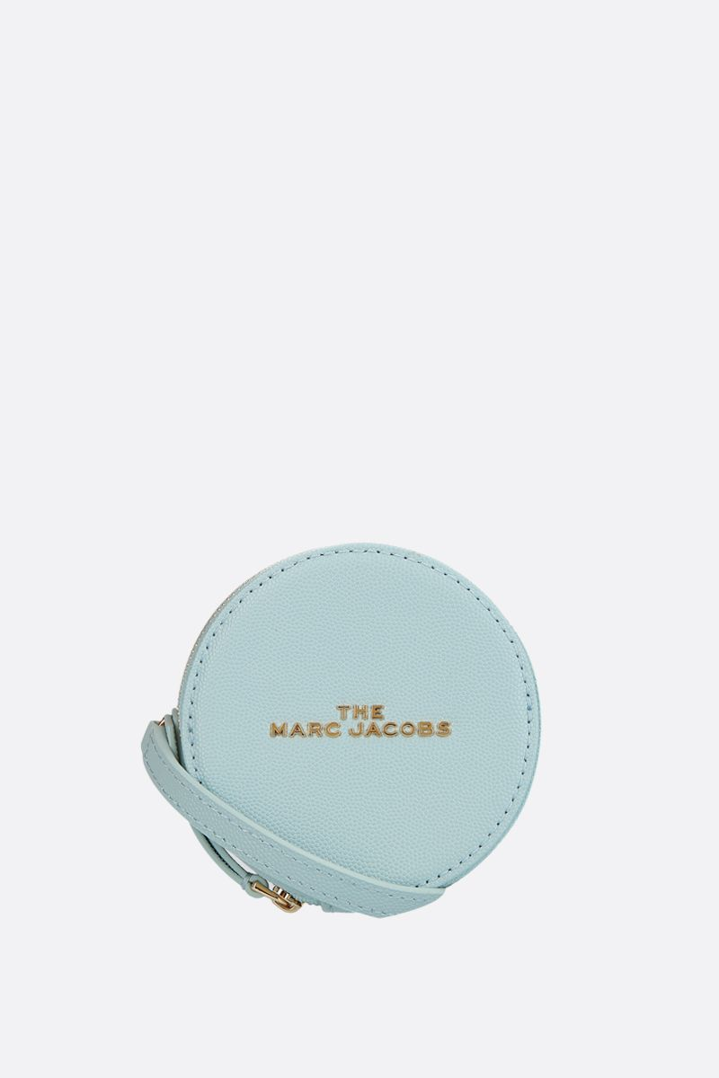 MARC JACOBS: The Hot Spot textured leather mini bag_1