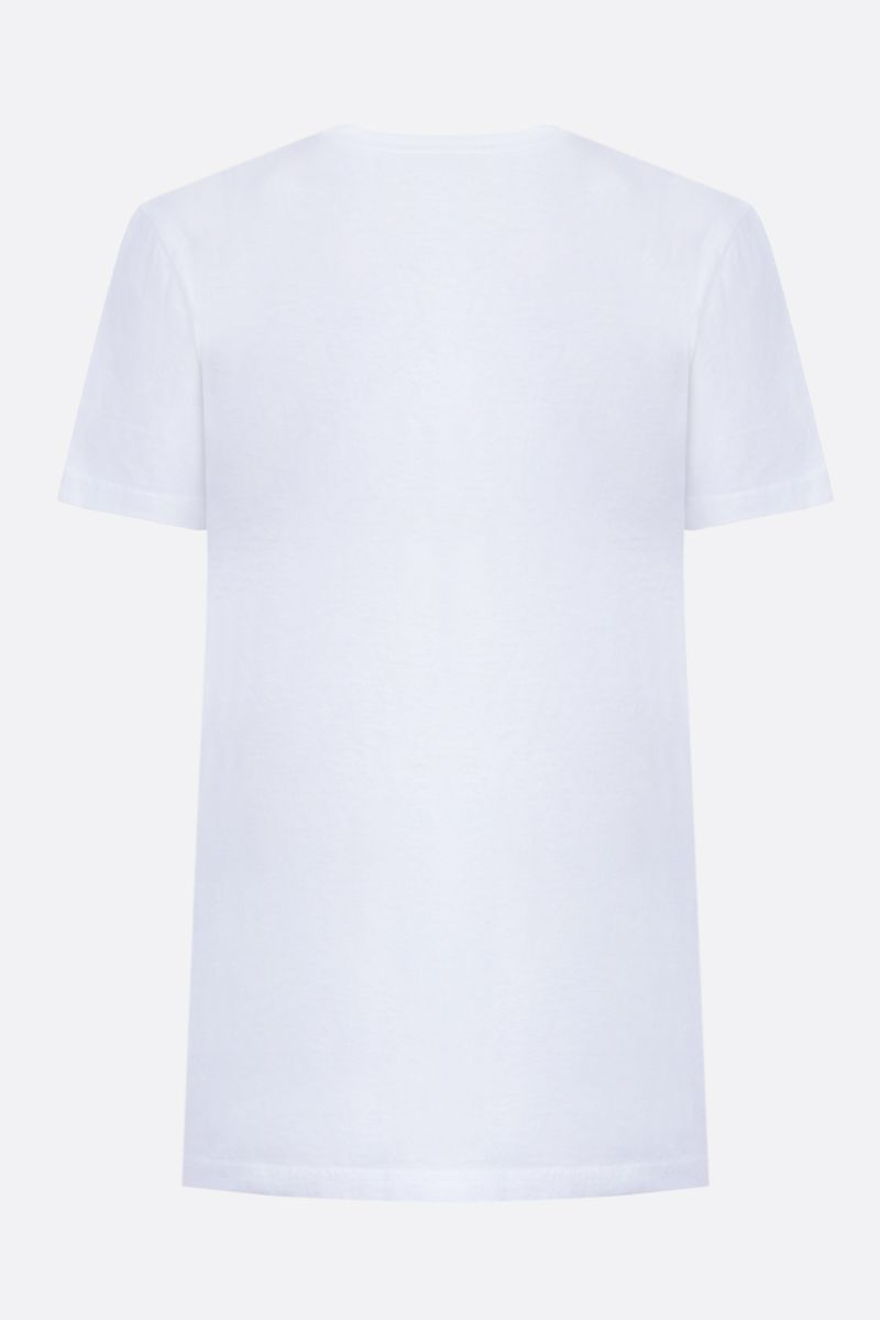 OFF WHITE: Script 21 cotton t-shirt Color White_2
