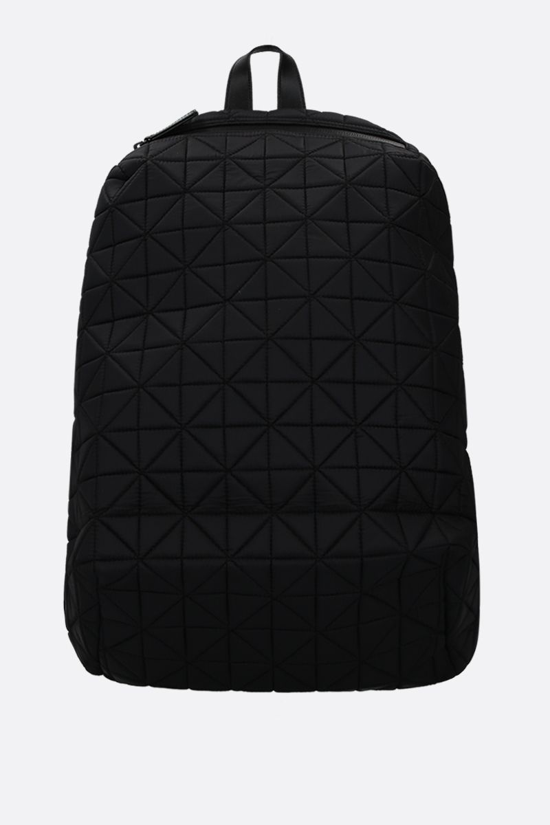 VEE COLLECTIVE: Capsule Ripstop nylon backpack Color Black_1
