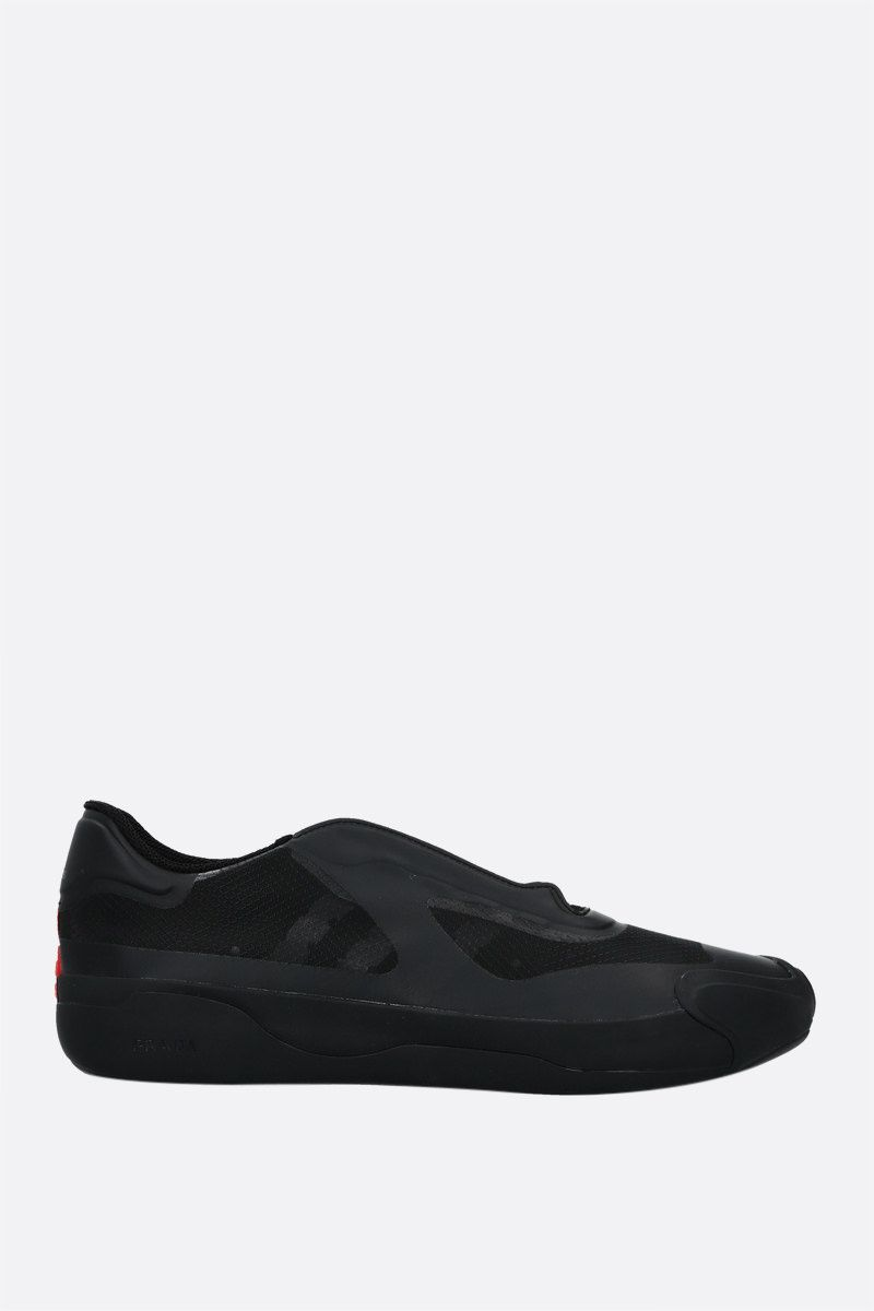 ADIDAS STATEMENT: Luna Rossa 21 sneakers in Primeblue fabric and rubber Color Black_1