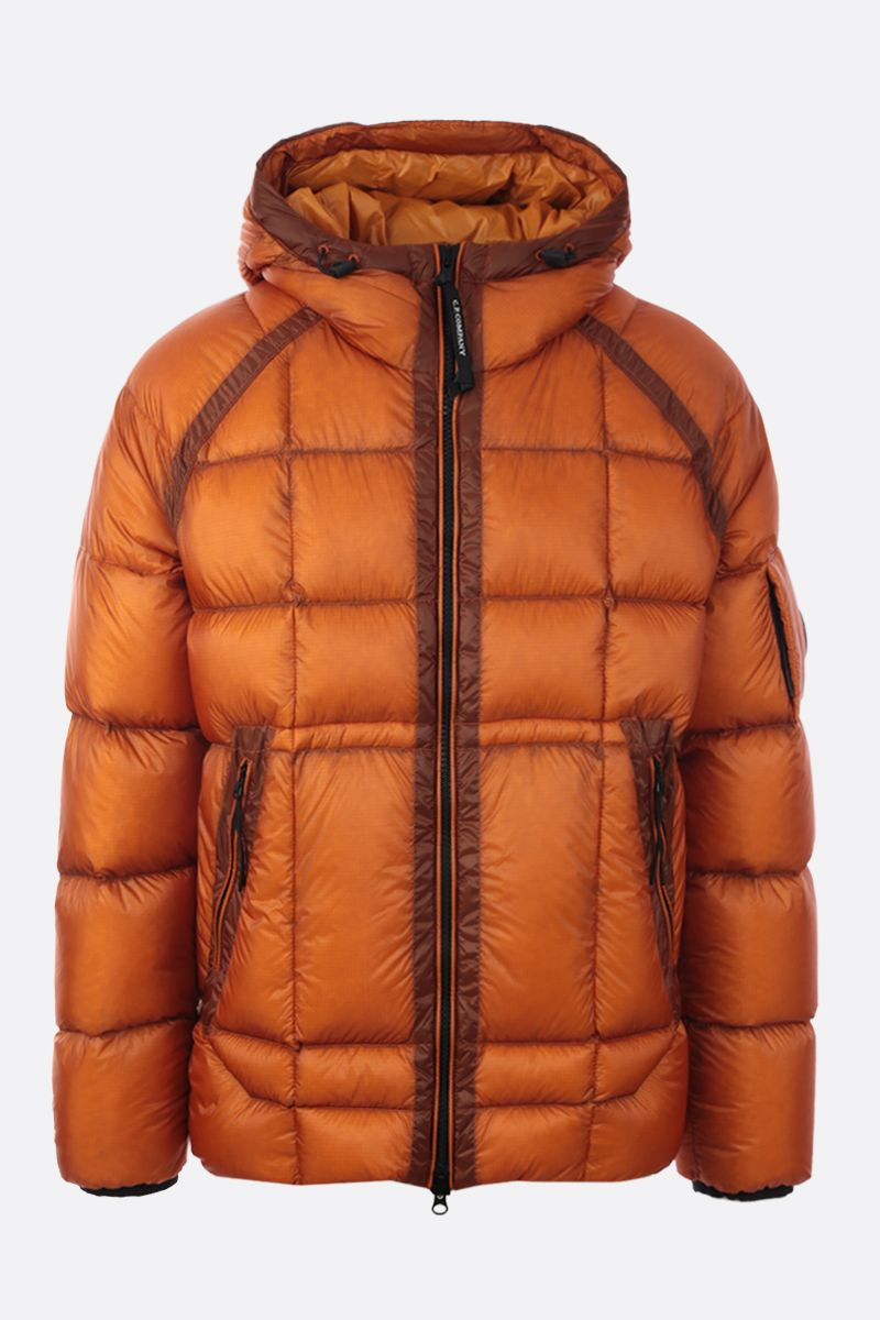 CP COMPANY: D.D. Shell down jacket Color Yellow_1