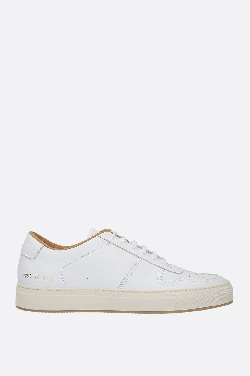 COMMON PROJECTS: BBall 88 sneakers in smooth leather_1