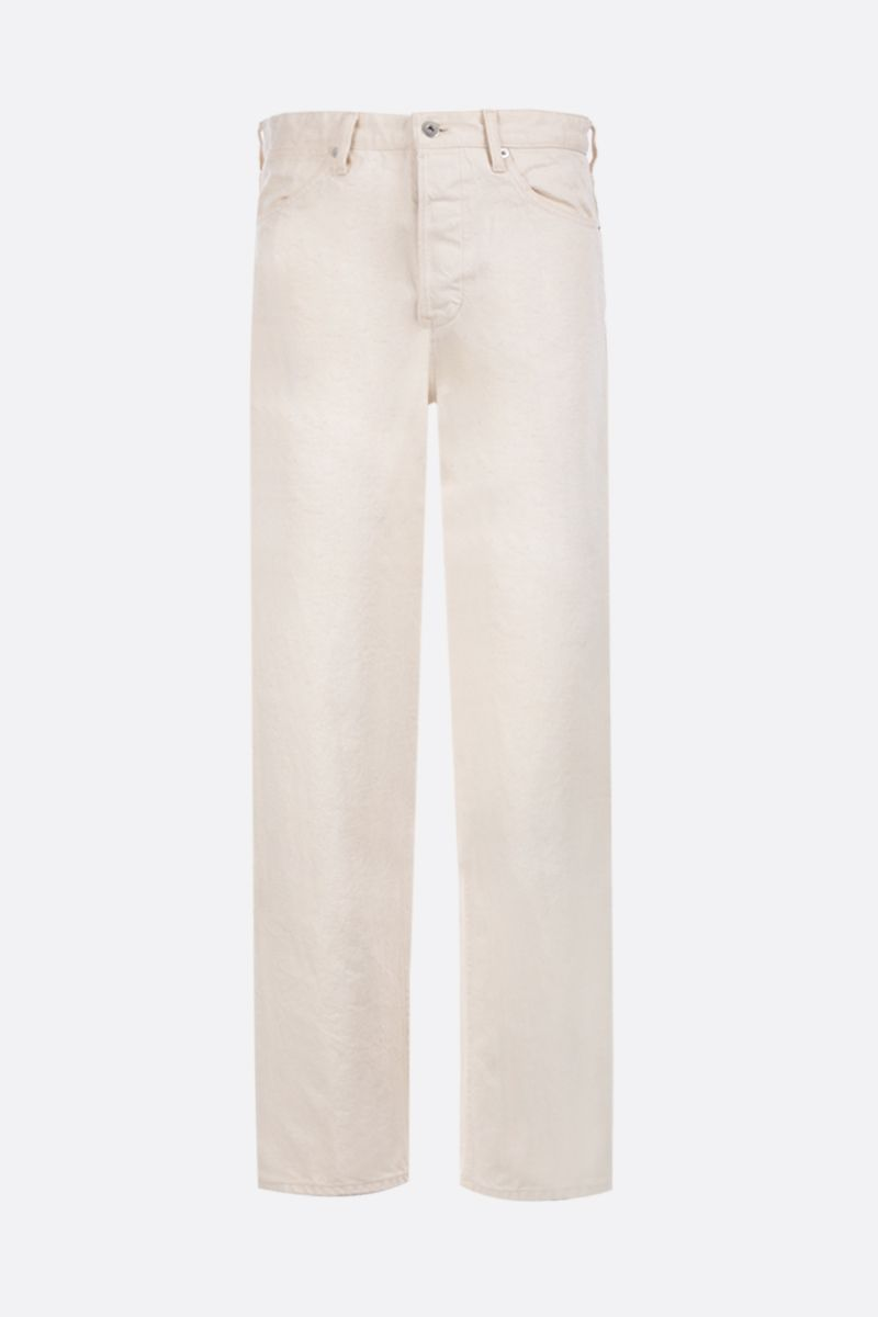JIL SANDER: regular-fit jeans Color Neutral_1