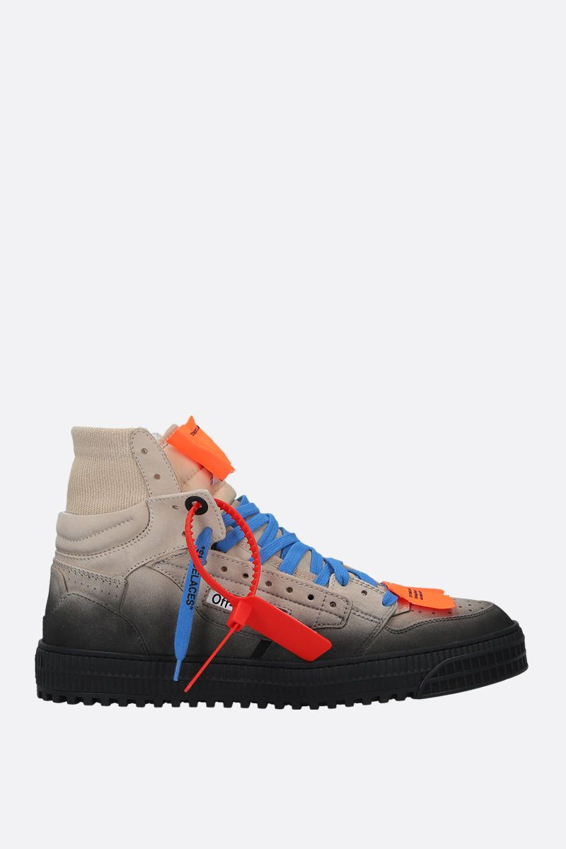 OFF WHITE: sneaker Off-Court 3.0 in nabuk Colore Neutro_1
