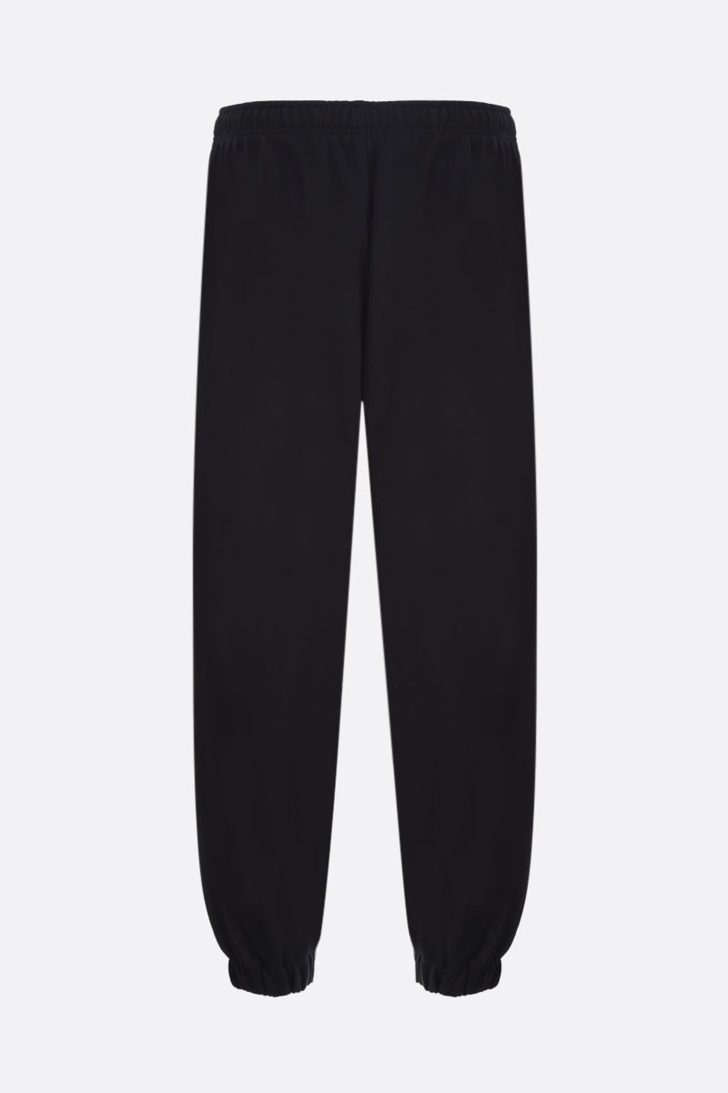 BALENCIAGA: Gym Wear cotton joggers Color Black_2