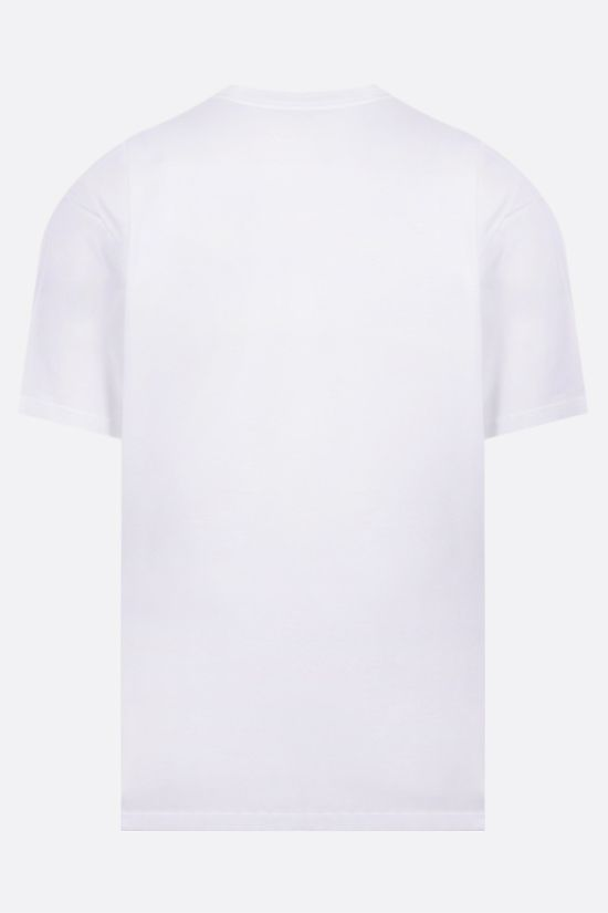 CARHARTT WIP: Backyard organic cotton t-shirt Color White_2