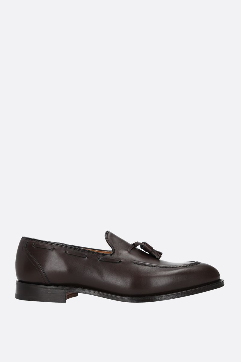 CHURCH'S: Kingsley 2 loafers in Nevada leather Color Brown_1