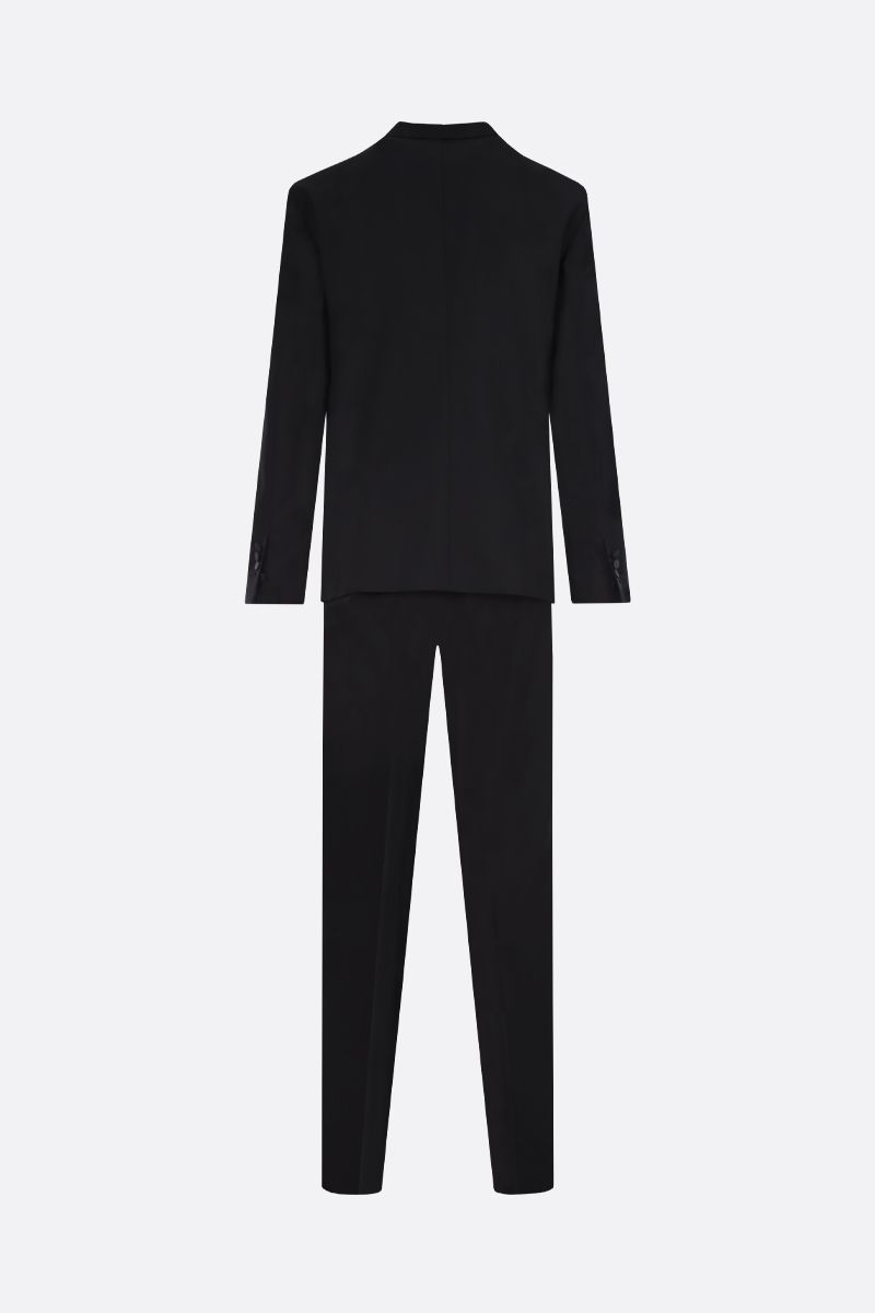 DSQUARED2: Miami stretch wool two-piece suit Color Black_2