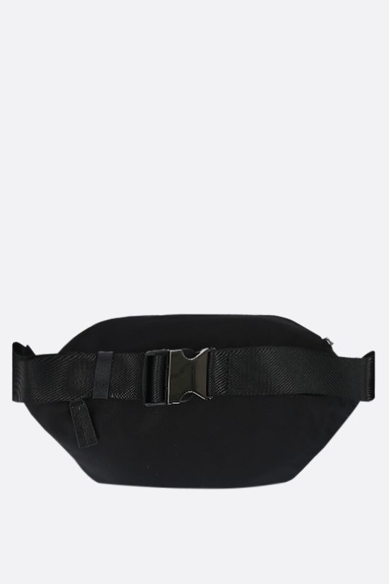 DSQUARED2: Icon Dsquared2 nylon belt bag Color Black_2