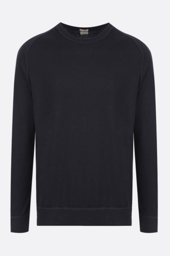 MASSIMO ALBA: cashmere pullover Color Black_1