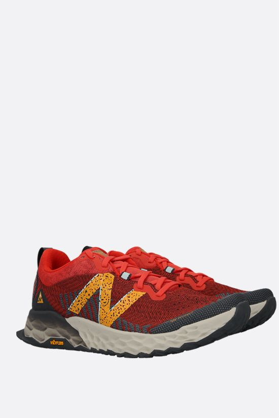 NEW BALANCE: Trail Hierro V6 stretch knit sneakers Color Orange_2