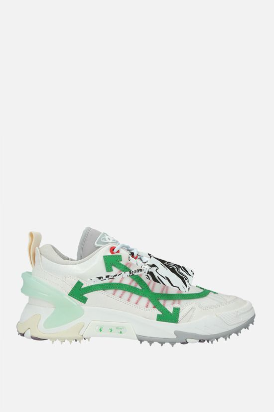 OFF WHITE: Odsy-1000 sneakers in a mix of materials Color Multicolor_1